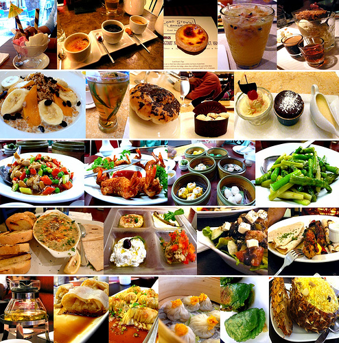 Image result for طبع گرم و سرد غذا